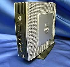 HP ThinClient T5570E 1.0 GHz 4 GB Flash, 2 GB RAM, WES7 BRAND NEW FACTORY SEALED