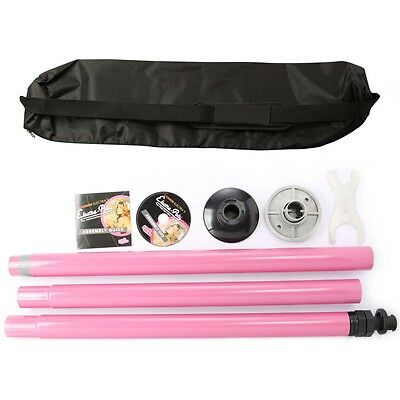 50mm Professional Pole Dancing Pole Dance Static Pink- Sport / Fitness