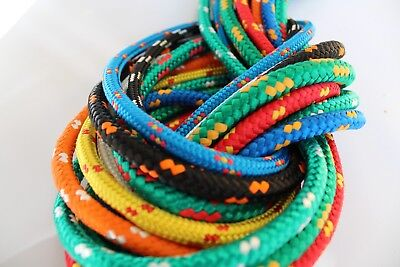 Polypropylene Poly Rope Braided Cord Line Sailing Boating Yacht Camping outdoor
