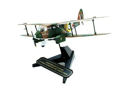 Oxford Diecast Ox72Dr007 1/72 Dh Dragon Rapide Raf Air Ambulance
