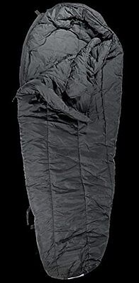 US Military MSS Intermediate Black -10C sleeping bag - fits up to 6ft NEW