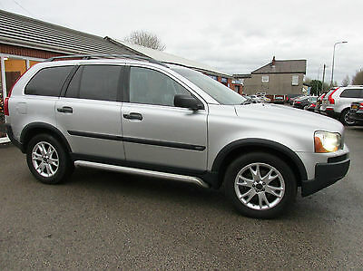 Volvo XC90 2.4 D5 SE GEARTRONIC (automatic),