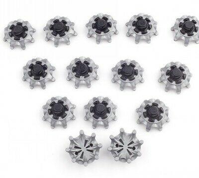 14Pcs Golf Spikes Pins1/4 Turn Fast Twist Shoe Spikes Replacement For Footjoy