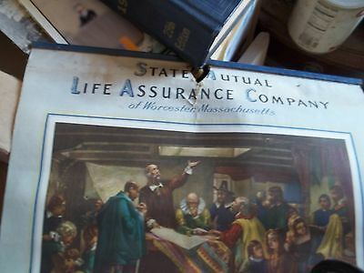 1944 State Mutual Life Assurance Company Of Worcester Massachusetts