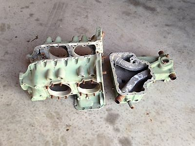 Lycoming O-290 Ground power Case and sump Casting # 61828 / 68059