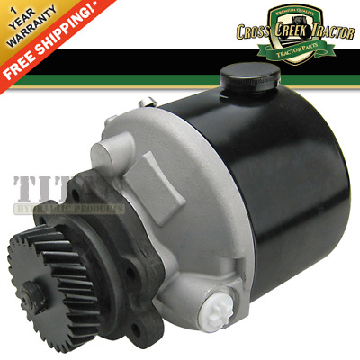 E6NN3K514EA NEW Ford Tractor Power Steering Pump 2000, 3000, 4000, 5000, 7000+