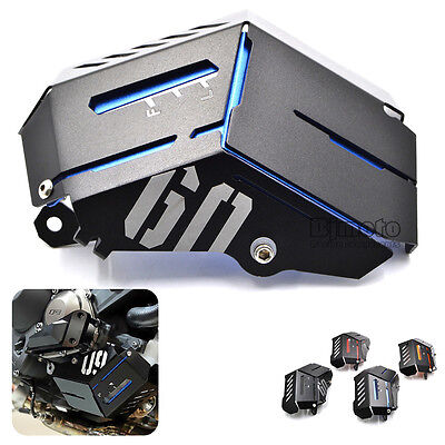 Radiator Side Grill Guard For Yamaha MT09 FZ09 14-17 Motorcycle Protective Cover