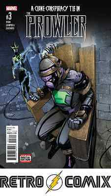 Marvel Prowler #3 First Print New/unread Bagged & Boarded