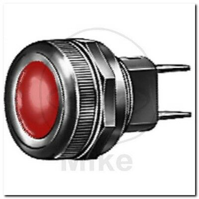 Kontrolleuchte rot FLACHST HELLA INDICATOR LAMP RED