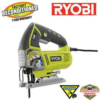 Ryobi JS481LG4.8-Amp Corded Jig Saw ZRJS481LG Reconditioned