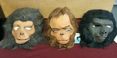 1983 Don Post Planet of The Apes Masks **RARE** FAST SHIPPING