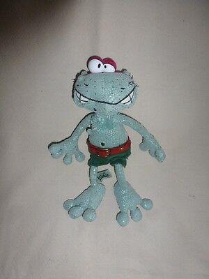 Peluche Diddl Grenouille Frogs brothers Fritt TRES RARE TBE 25cm