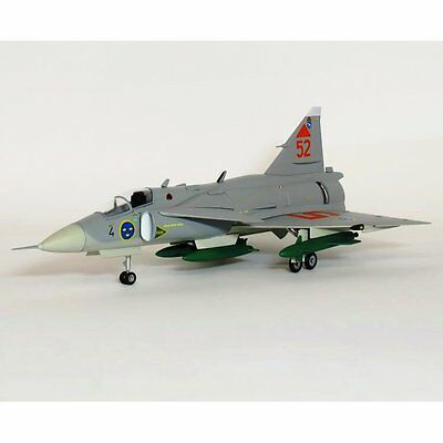 Aviation72 AV7242002 1/72 Saab Viggen Swedish Air Force, #52-4, Sweden