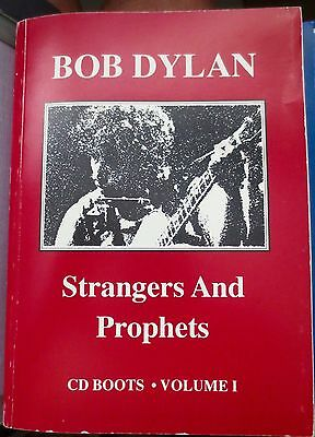 Strangers and Prophets- Bob Dylan CD boots-Vol 1 & 2