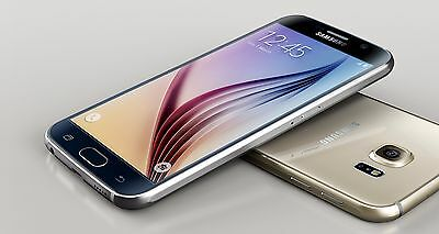 Samsung Galaxy S6 - 32gb G920A Unlocked A Grade Smartphone ROGERS BELL TELUS
