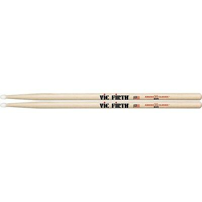 Vic Firth American Classic 5A Nylon Tip Drumstick