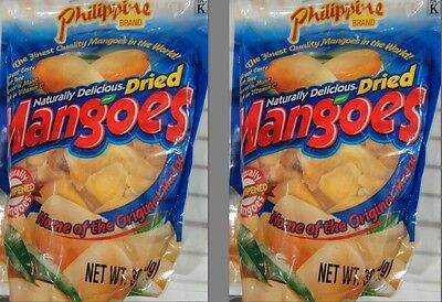 60oz Dried Mangoes Philippine Fruit Zipper bag,Naturally delicious Sweet, Mango