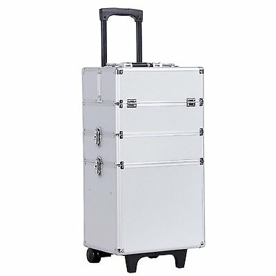 Songmics? Trolley Cosmetic Case extra large JHZ01S