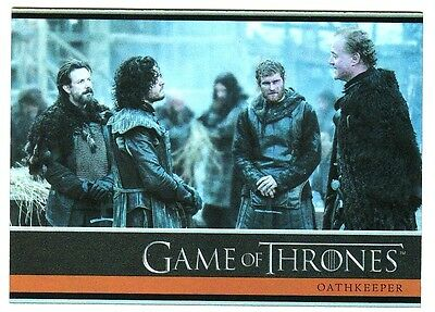 Game Of Thrones Season 4 Foil Parallel Base Card 11