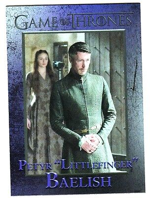 Game Of Thrones Season 4 Foil Parallel Base Card 33