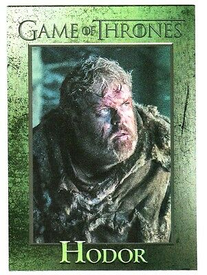 Game Of Thrones Season 4 Foil Parallel Base Card 52