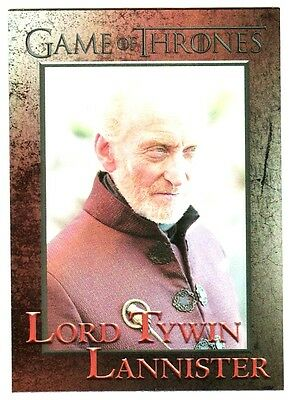 Game Of Thrones Season 4 Foil Parallel Base Card 56
