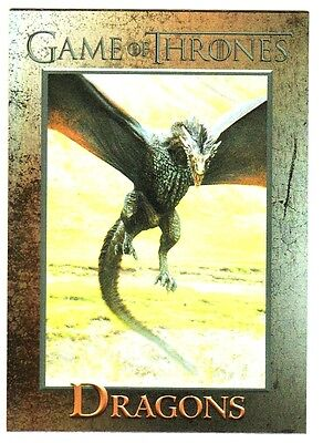 Game Of Thrones Season 4 Foil Parallel Base Card 58