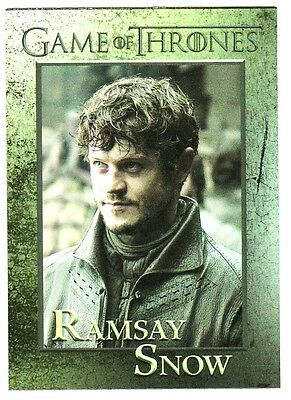 Game Of Thrones Season 4 Foil Parallel Base Card 69