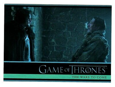 Game Of Thrones Season 5 Foil Parallel Base Card 3