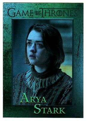 Game Of Thrones Season 5 Foil Parallel Base Card 36