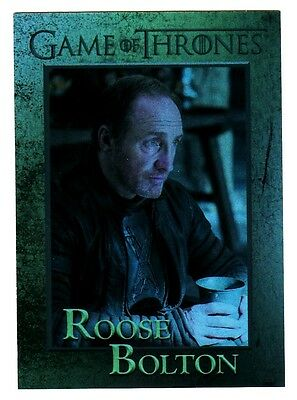 Game Of Thrones Season 5 Foil Parallel Base Card 53