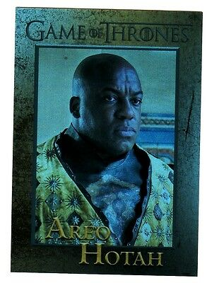 Game Of Thrones Season 5 Foil Parallel Base Card 83