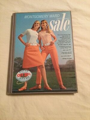 Montgomery Ward 1967 Summer Sale Catalog HC