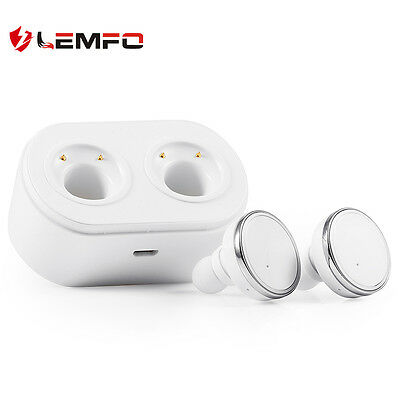 Lemfo Bluetooth Wireless Auriculares Q800 Auricular Para Android IOS Teléfono