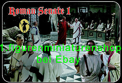 1:72 Figuren 137 Roman Senate Set 1 - Strelets