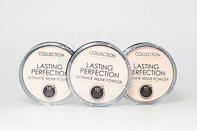 Collection Lasting Perfection Ultimate Powder - Choose Shade - | Rrp £9.99 |