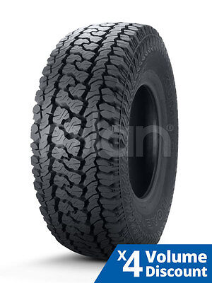 4 x Kumho Tyre 265/75R16 LT Inch 123/120R AT51 [FOR: VW AMAROK 2H_]