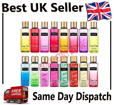 Victoria's Secret Body Mist - (ALL SCENTS) - (NEW LOOK) - 250ml IDEAL