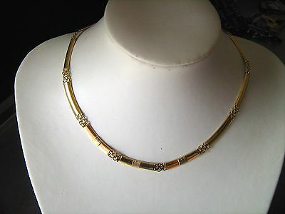 Collier Collana Necklace Girocollo Oro 18K 750 Donna Top Quality Luxury