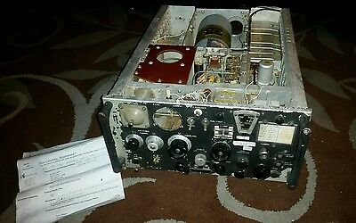 Vintage Collins RT-298 ARC-2A Military Airplane HF Radio Receiver Transmitter