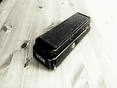Custom wah unit. King Vox type. Arteffect inductor, repro Vox vintage pcb. LOOK!