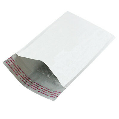1000 #000 4x8 Poly Bubble Mailer Envelope Shipping Wrap Sealed Air Mailing Bags