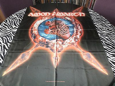 Amon Amarth - Ship (New) Textile Poster Official Band Merch