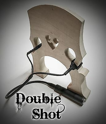 Upright Bass Pickup by Hurley Pickups   ***WARRANTY & FREE SHIPPING!!***