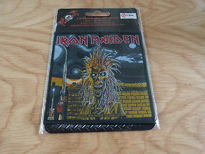 Iron Maiden - S/t (New) Sew On W-Patch Official Band Merchandise