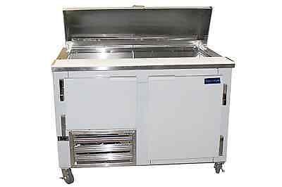 Coolman Commercial Refrigerated Sandwich Prep Table 60""