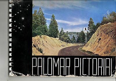 1940 PALOMAR PICTORIAL Construction of the Observatory Pics in Booklet Rare Item