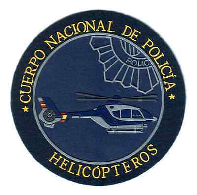 Patch Police Spain - Nacional Helicopter  Unit - Original!