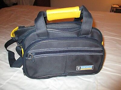 ROYAL CARIBBEAN travel day tour bag case carry kit camera cruise line padded