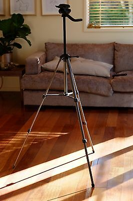 Professional Tripod for DSLR Canon Nikon Sony Camera Camcorder Lightweight Stand